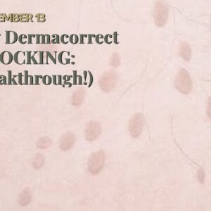 Buy Dermacorrect (SHOCKING: Breakthrough!)