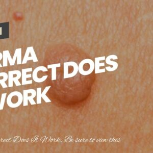 Derma Correct Does It Work (WARNING: Does It Work?!)