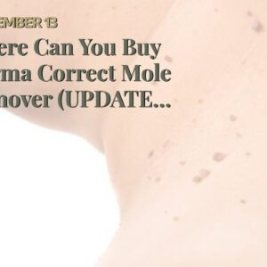Where Can You Buy Derma Correct Mole Remover (UPDATE: Is It WORTH It?!)