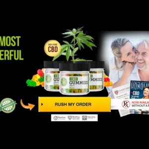 Best CBD Gummies For Pain On Amazon [BEST CBD Gummies Review!]