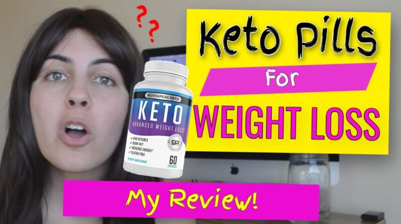 Keto Pills For Weight Loss (REAL Review + Results!) | Shark Tank Keto