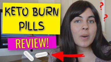 Keto Burn Pills Reviews (WARNING: Scam or Legit?)   Pure Keto Burn Review