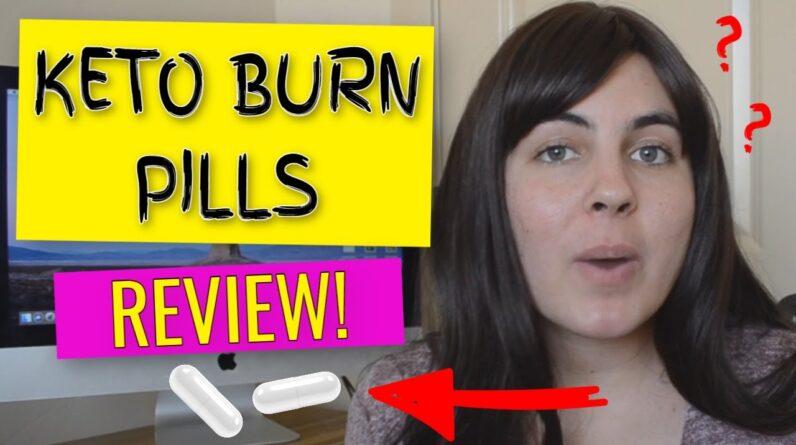 Keto Burn Pills Reviews (WARNING: Scam or Legit?) | Pure Keto Burn Review